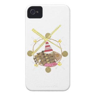 Hamster Ferris Wheel I-Phone 4 Case