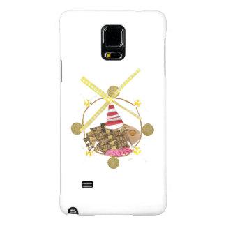 Hamster Ferris Wheel Samsung Galaxy Note 4 Case