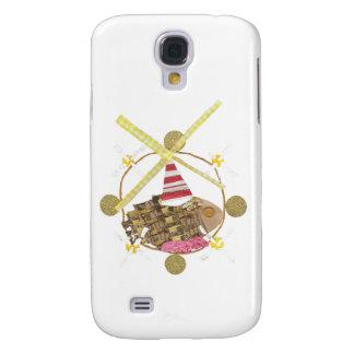 Hamster Ferris Wheel Samsung Galaxy S4 Case