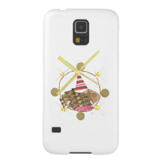 Hamster Ferris Wheel Samsung Galaxy S5 Case