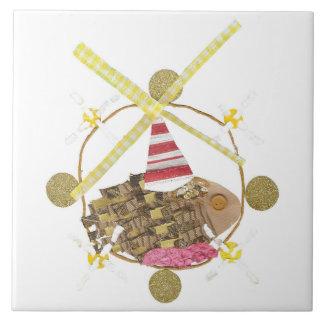 Hamster Ferris Wheel Tile