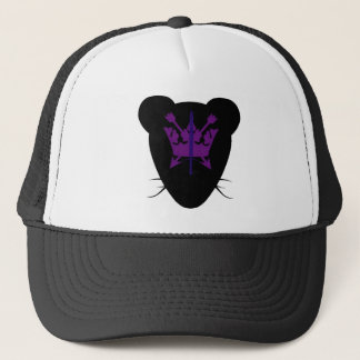 Hamster Freedom Hit Squad Logo Hat