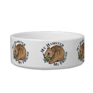 Hamster Friend Bowl