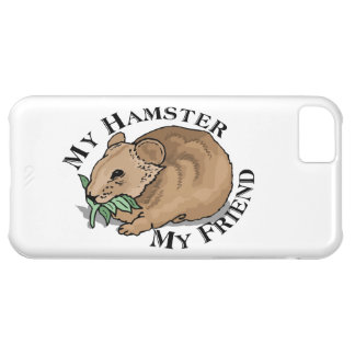 Hamster Friend iPhone 5C Cover