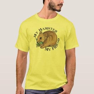 Hamster Friend Tee Shirt