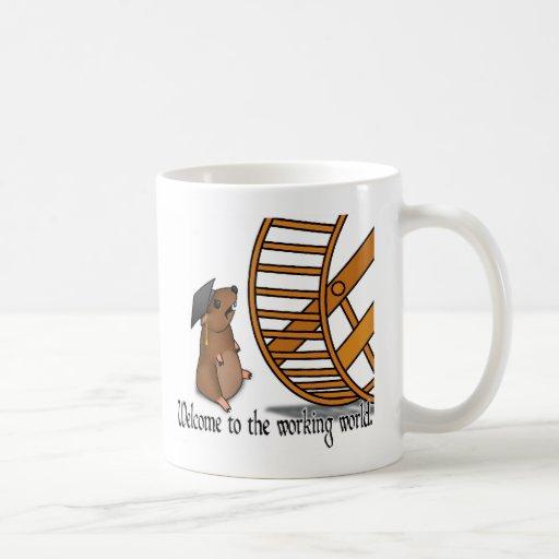 Hamster Grad Coffee Mug