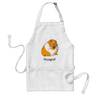 ¿Hámster, hambriento? Delantales