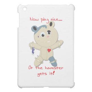 hamster hostage iPad mini covers