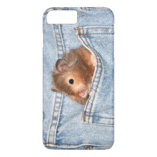 Hamster in pocket iPhone 8 plus/7 plus case