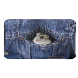Hamster in pocket iPod touch cover