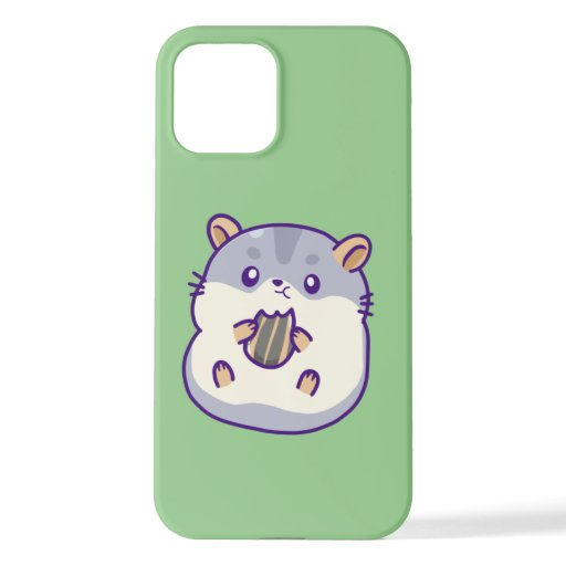 Hamster  iPhone 12 case