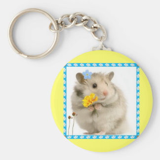 hamster keychains