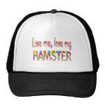 Hamster Love Trucker Hat
