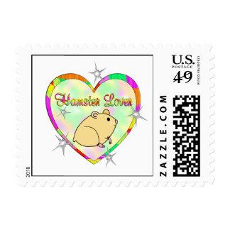 Hamster Lover Stamp