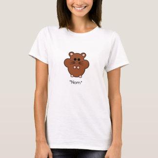 Hamster 'myham' pouches nom T-Shirt