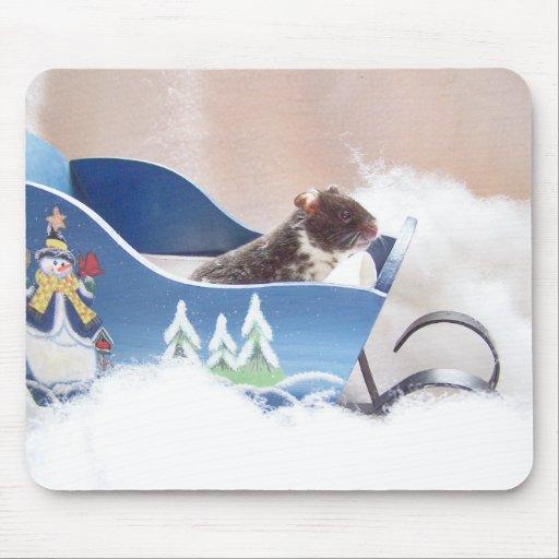 Hámster Noah Mousepad Alfombrilla De Ratones