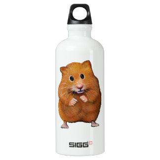 Hamster: Pet: Color Pencil Freehand Art SIGG Traveler 0.6L Water Bottle