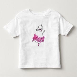 Hamster Pink Ballerina Shirt