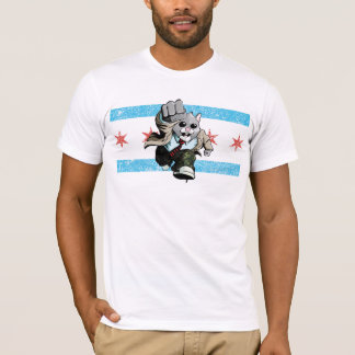 Hamster Rage Chicago T-Shirt