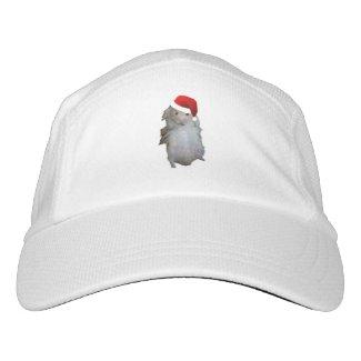 Hamster Santa Headsweats Hat