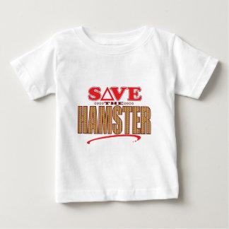 Hamster Save Baby T-Shirt