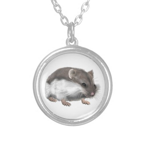 Hamster smiles - Necklace