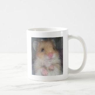 hámster taza básica blanca