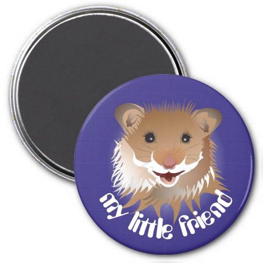 hamster the my imán little friend