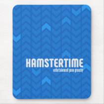 Hamster Time Mousepad - Vertical