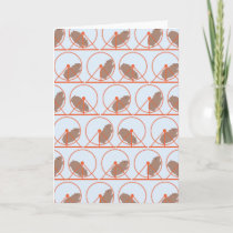 Hamster Wheel Note Cards