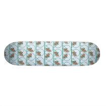 Hamster Wheel Skateboard