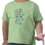 Hamsters Love PLoS! Toddler T-shirt