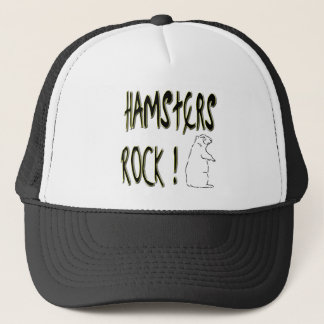 Hamsters Rock! Hat
