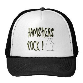 Hamsters Rock! Hat