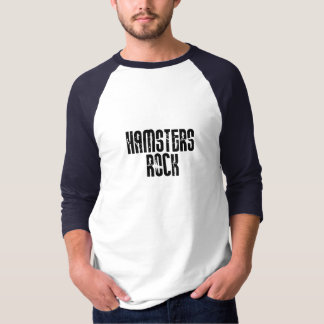 Hamsters Rock T-Shirt