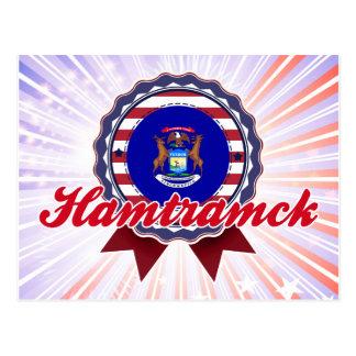 Hamtramck, MI Postales