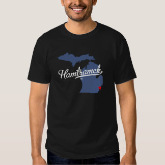Hamtramck Michigan MI Shirt