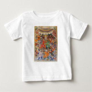 Hamza's Heroes Fight in Support of Qasim Dasavanta Baby T-Shirt