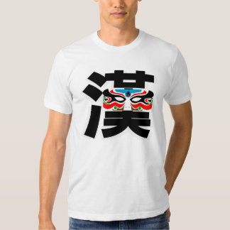 """HAN"" - an abbreviation for Chinese T Shirt"