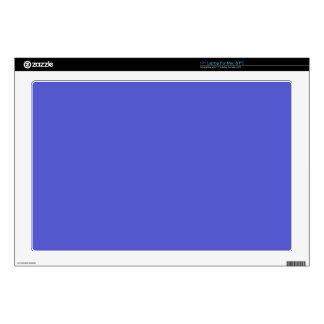 HAN BLUE (solid color) ~ Decals For Laptops