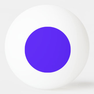 Han Purple Classic Colored Ping-Pong Ball