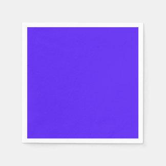 Han Purple Classic Colored Disposable Napkin