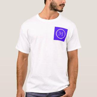 Han Purple High End Colored Monogram T-Shirt