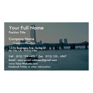 Han River Business Card