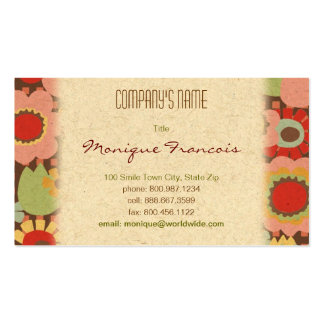 Hana Bisiness Card Business Card Template