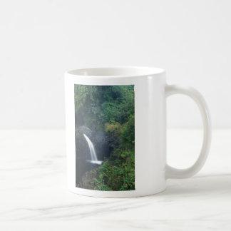 Hana Falls Pipiwai Trail, haleakala national park Coffee Mug