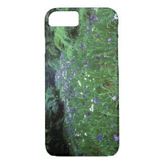 Hana Shobu (Japanese Water Iris), Meiji Shrine, iPhone 7 Case
