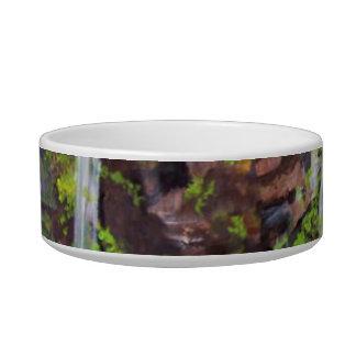 Hana Waterfalls Pet Bowls Cat Bowl