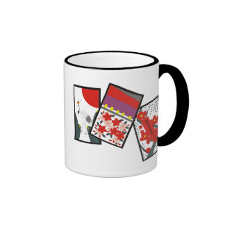 Hanafuda Coffee Mugs