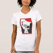 Hanafuda - Pine & Crane T-Shirt
